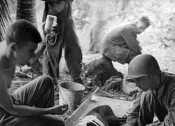 Enlace a Cuidando del soldado herido