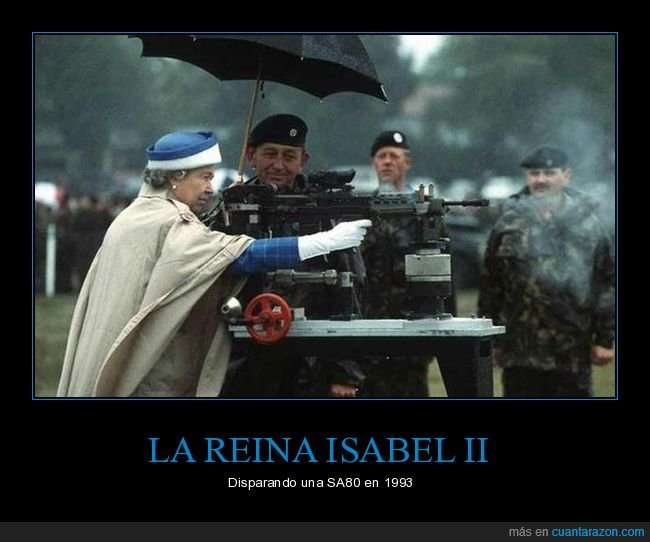 arma,disparando,isabel ii