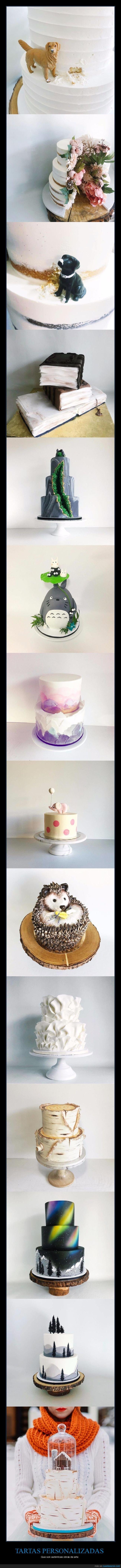 repostería,tartas