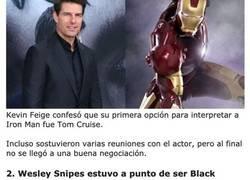 Enlace a Actores que estuvieron a punto de interpretar a un Vengador y las razones por las que no lo hicieron