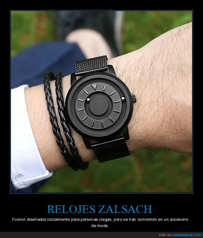 ciegos,reloj,zalsach