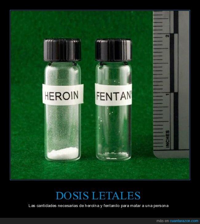 dosis,drogas,letales