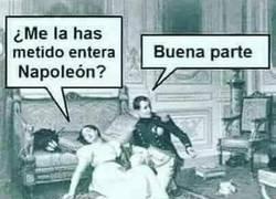 Enlace a Humor napoleónico