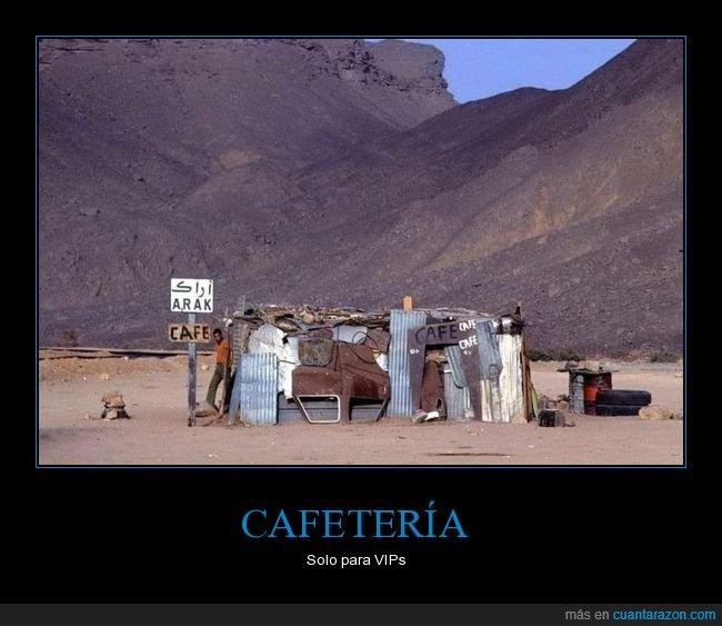 cafetería,chabola,cutre