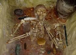 Enlace a Una tumba ancestral