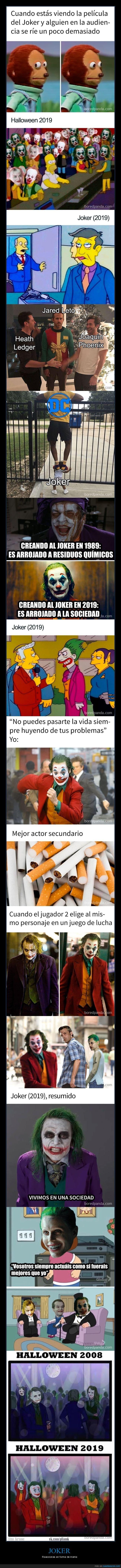 joker,memes,película,reacciones
