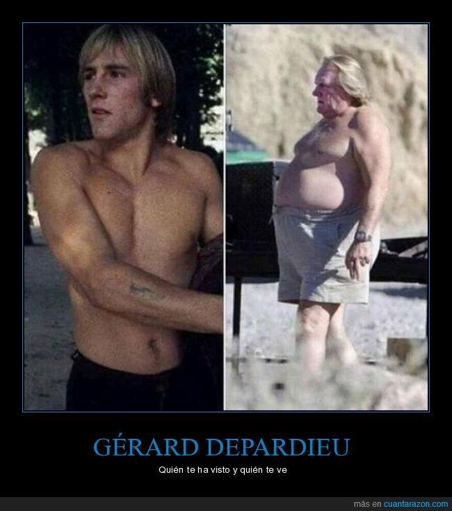 ahora,antes,gérard depardieu