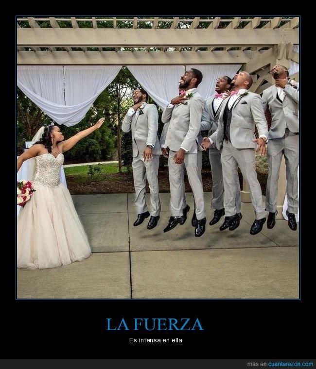 boda,fuerza,novia,star wars