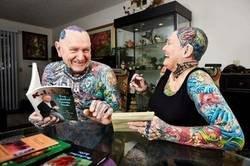 Enlace a Abuelos tatuadísimos