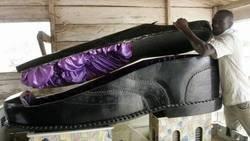 Enlace a Los zapatos eran su pasión