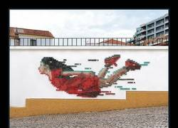 Enlace a Graffiti bordado