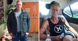 Enlace a Una madre comparte las fotos de su hijo mayor, mostrando lo que la adicción a la heroína y a las meta-anfetaminas puede hacer en 7 meses