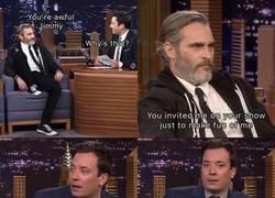 Enlace a Mientras tanto, en el programa de Jimmy Kimmel...