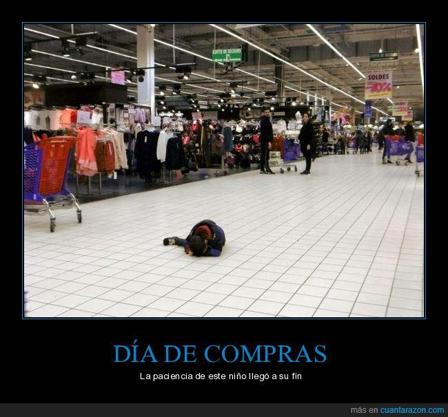 compras,niño,supermercado