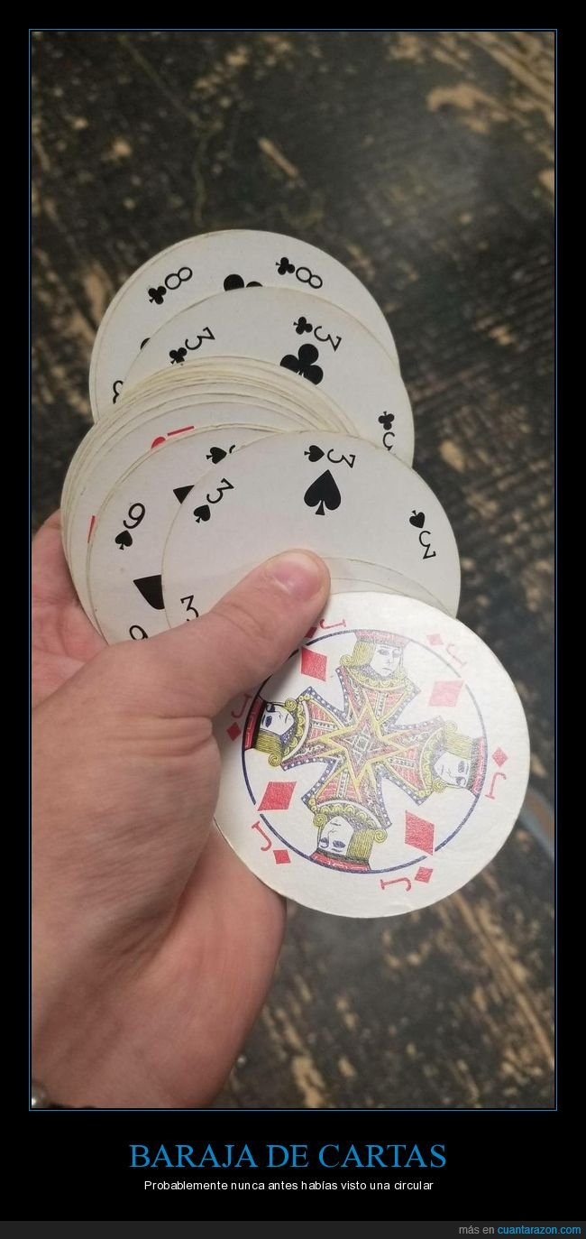 baraja,cartas,circulares