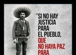 Enlace a Sin justicia no hay paz