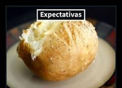 Enlace a Intento de patata al horno