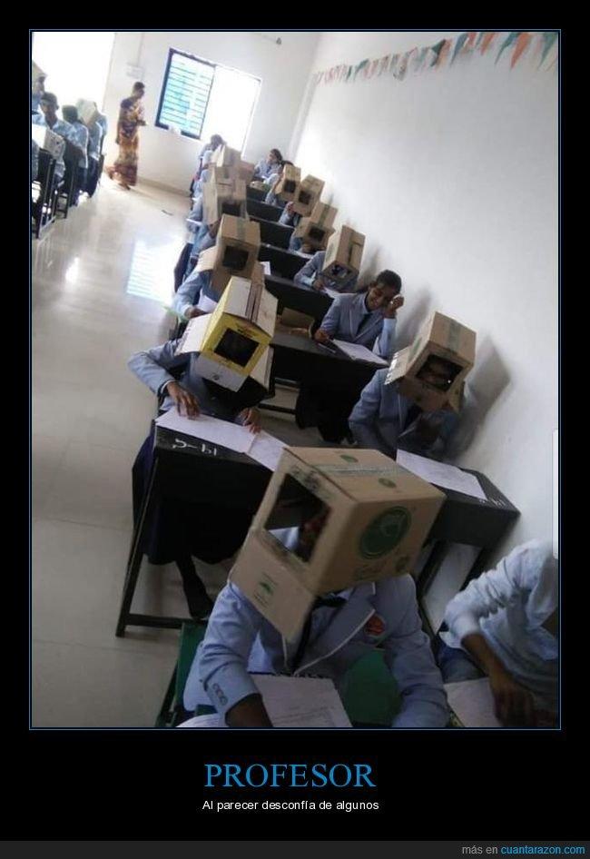 cajas,clase,examen,wtf