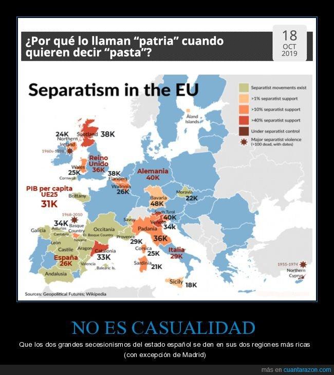 dinero,europa,mapa,nacionalismos,separatismos