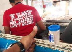 Enlace a La camiseta de los valientes