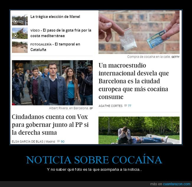 albert rivera,drogas,foto,noticias,políticos
