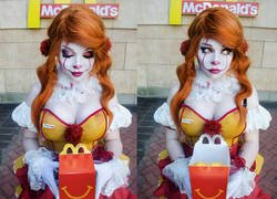Enlace a Pennywise McDonald