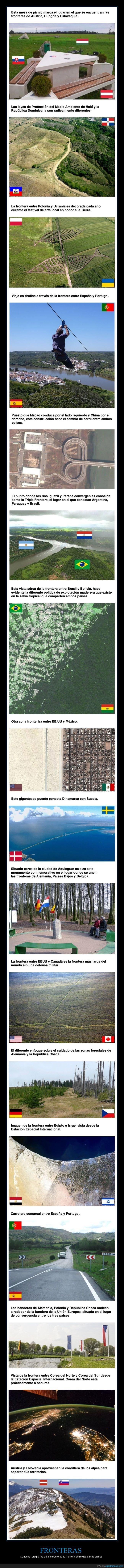 contraste,curiosidades,fronteras,países