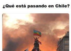 Enlace a El despertar de Chile