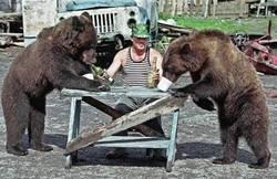 Enlace a Un lunes normal en Rusia