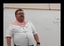 Enlace a El profesor Griffin