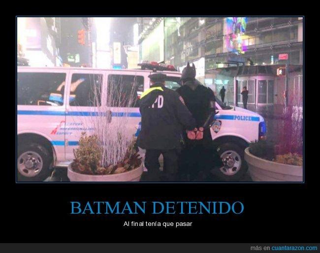 batman,detenido,policía