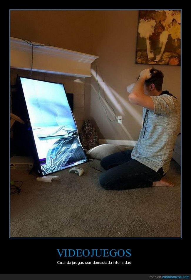 fails,televisión,videojuegos