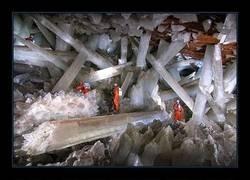 Enlace a Los cristales más grandes del mundo