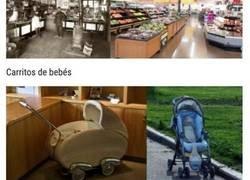 Enlace a Comparaciones que muestran cómo todo ha cambiado en los últimos 100 años