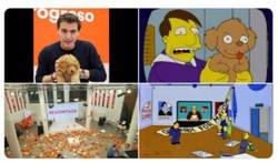 Enlace a Todo está en Los Simpson