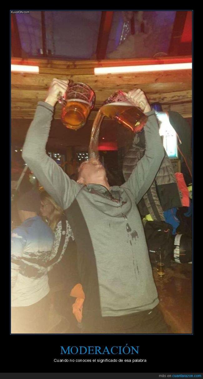 bebiendo,cerveza,wtf
