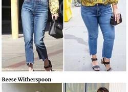 Enlace a Esta mujer se viste como las celebridades para demostrar que no hay que ser delgada para tener buen aspecto