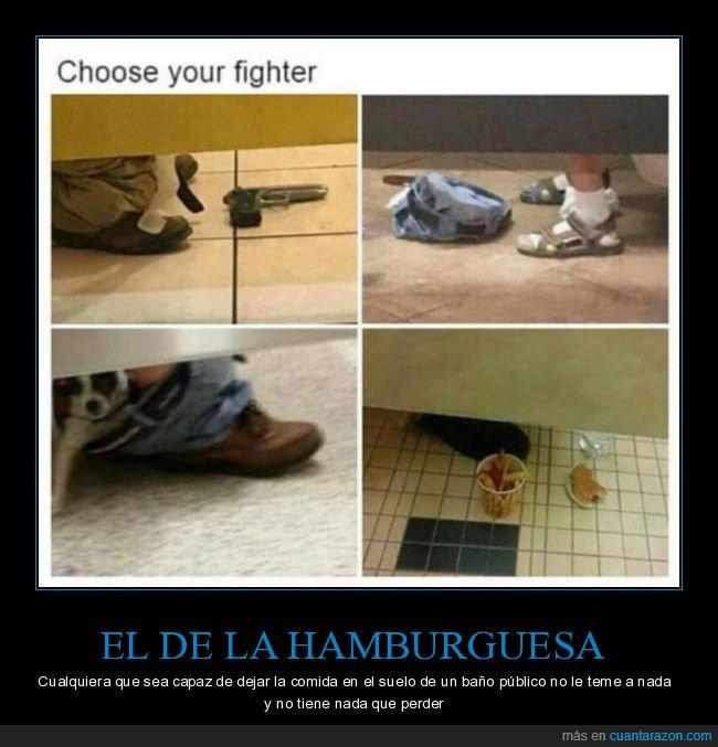 aseos,escoger,luchador,suelo,wtf