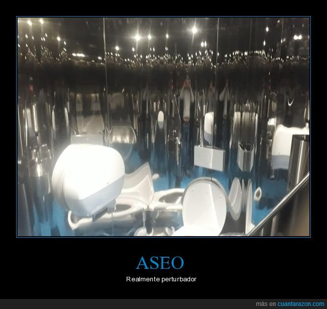 aseo,espejos,wtf