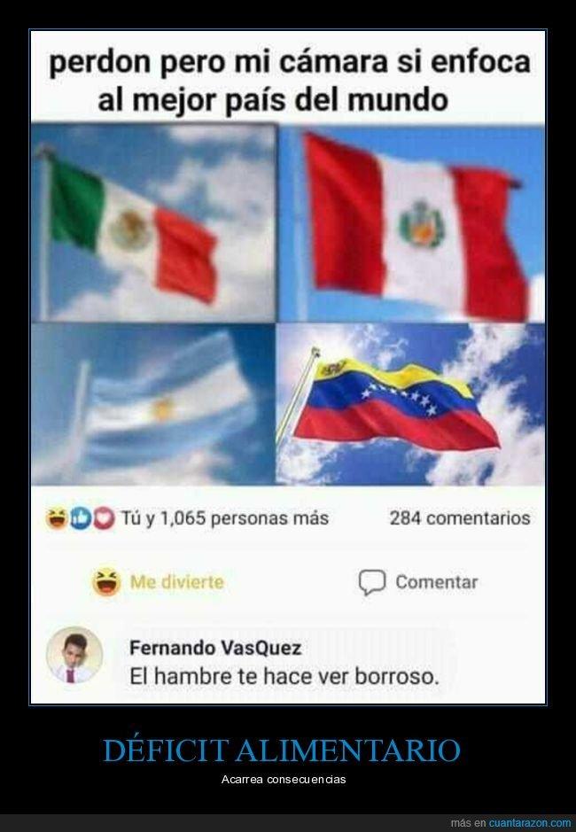 borroso,cámara,enfocar,hambre,mejor,país,venezuela,ver