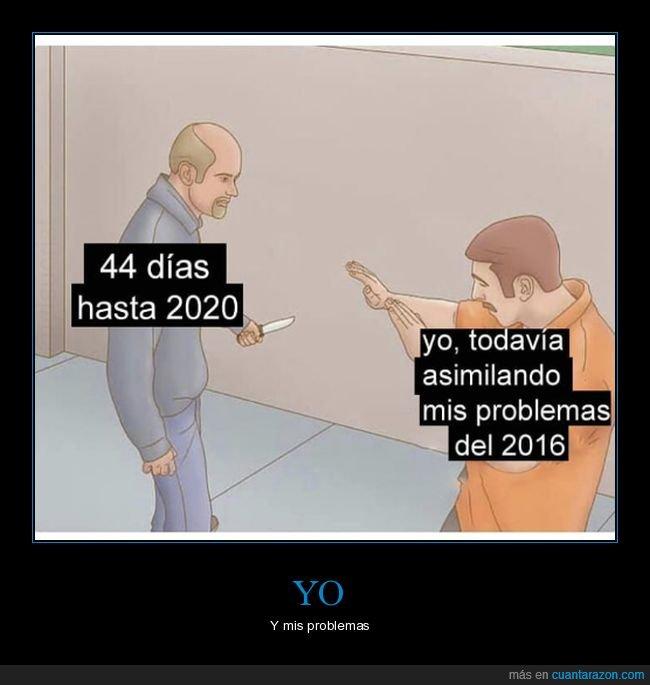 2016,2020,asimilar,problemas