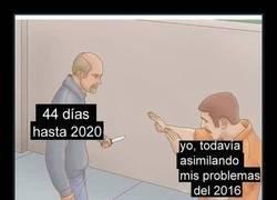Enlace a 2020 ya casi está aquí..