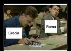Enlace a Estos romanos...