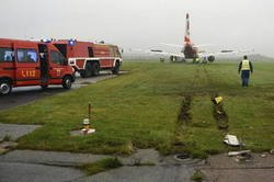 Enlace a Aterrizaje accidentado