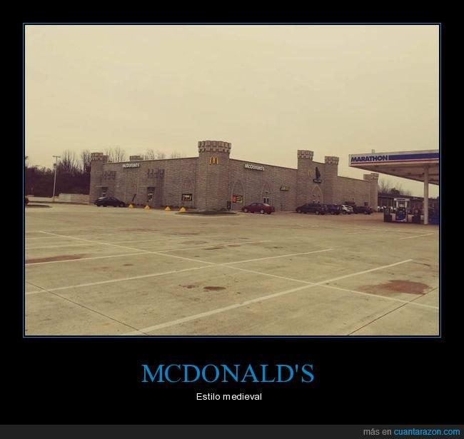 castillo,mcdonald's,wtf