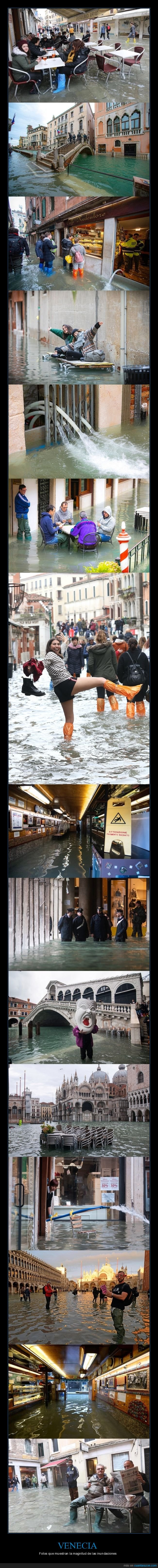 inundaciones,venecia