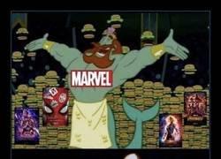 Enlace a Marvel VS DC