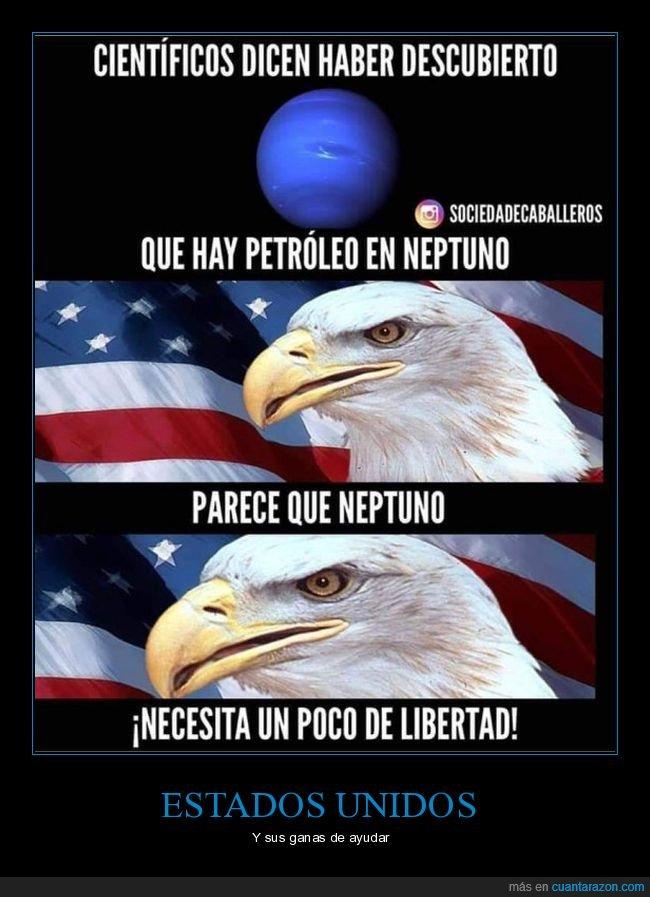 eeuu,libertad,neptuno,petróleo