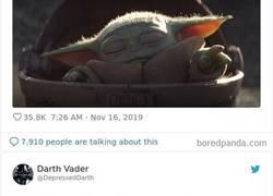 Enlace a Memes sobre Baby Yoda que te salvarán del lado oscuro