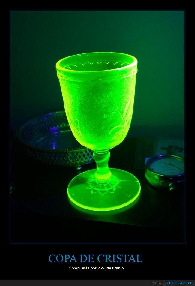 copa,cristal,uranio